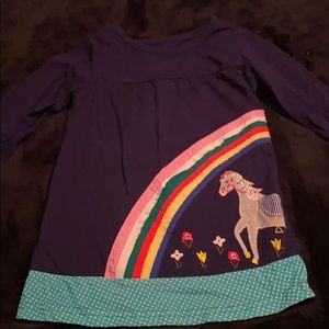 Casual Horse Dress